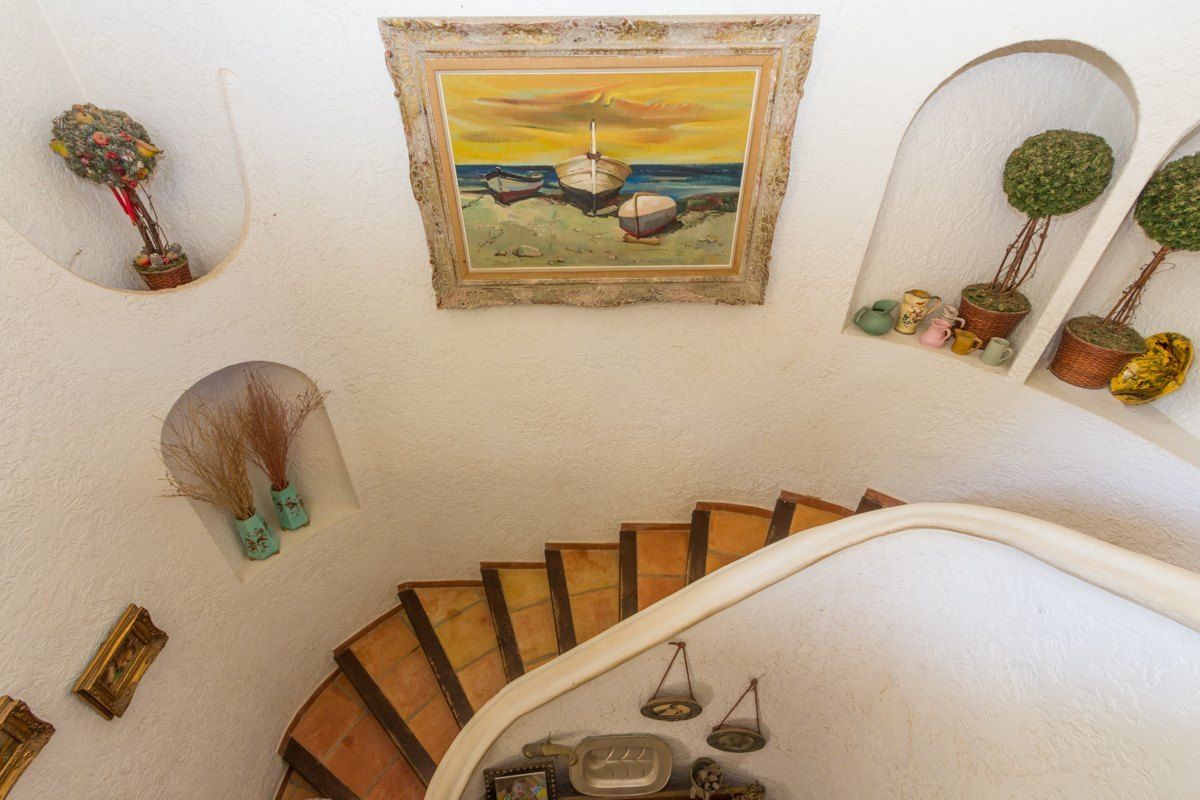 Chalet   Villa en venta en Altea, rústica y con mucho encanto